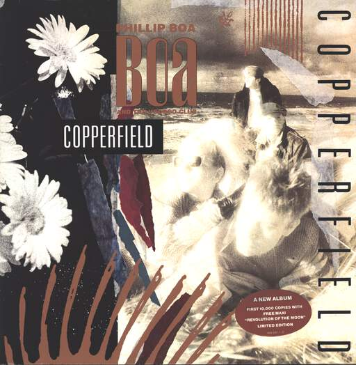 Phillip Boa & The Voodooclub: Copperfield, LP (Vinyl)