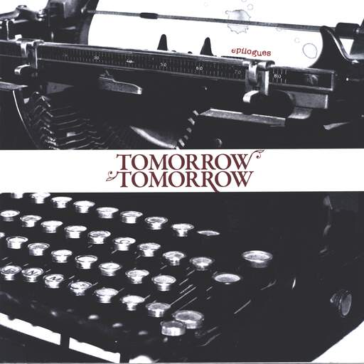 "Tomorrow Tomorrow: Epilogues, 12"" Maxi Single (Vinyl)"