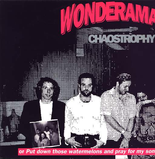 Wonderama: Chaostrophy, LP (Vinyl)