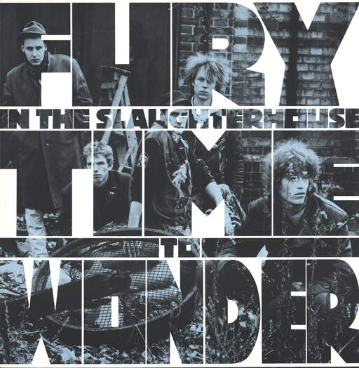 "Fury in the Slaughterhouse: Time To Wonder, 12"" Maxi Single (Vinyl)"