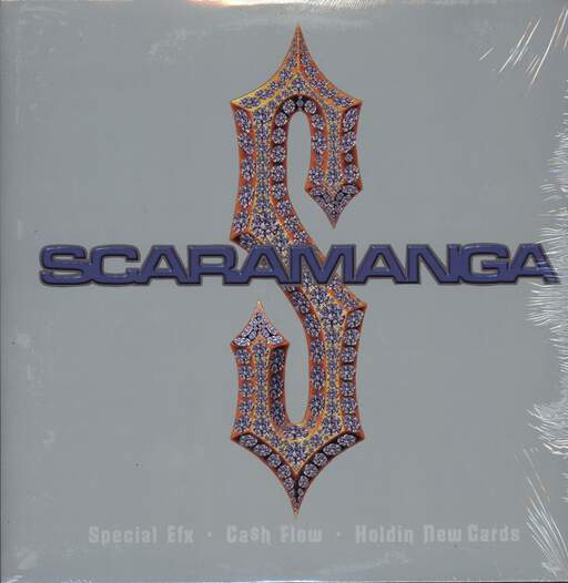 "Scaramanga: Special Efx / Ca$h Flow / Holdin New Cards, 12"" Maxi Single (Vinyl)"