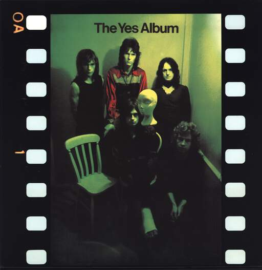 Yes: The Yes Album, LP (Vinyl)