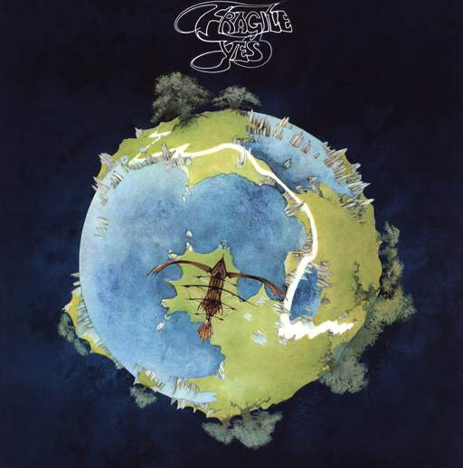 Yes: Fragile, LP (Vinyl)