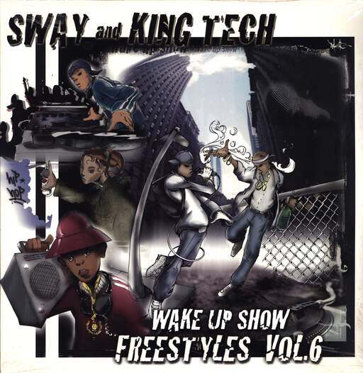 Sway & King Tech: Wake Up Show Freestyles Vol. 6, LP (Vinyl)