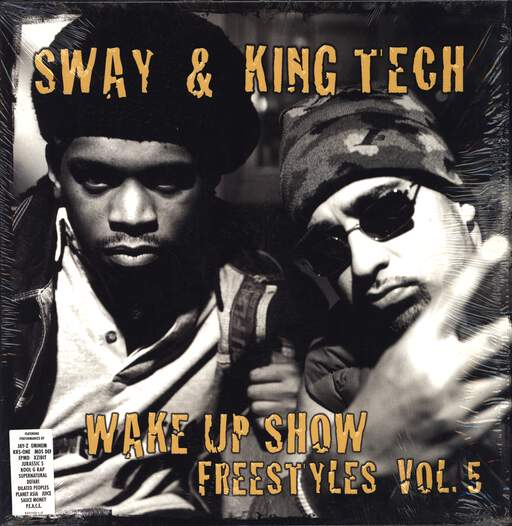 Sway & King Tech: Wake Up Show Freestyles Vol. 5, LP (Vinyl)