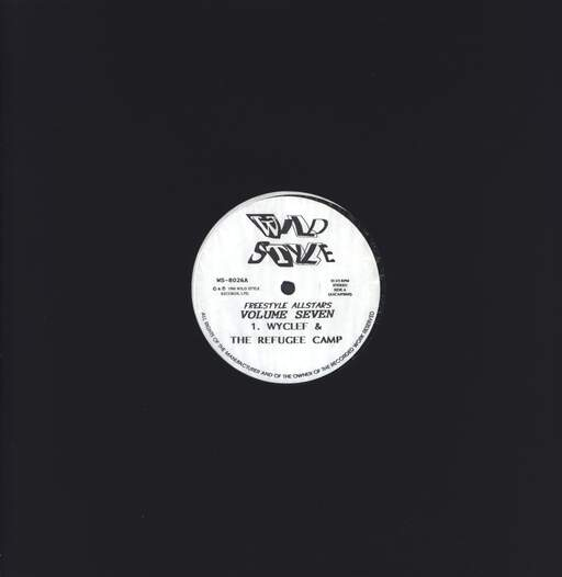 "Various: Freestyle Allstars - Volume Seven, 12"" Maxi Single (Vinyl)"
