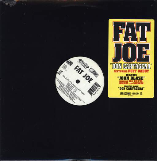 "Fat Joe: Don Cartagena, 12"" Maxi Single (Vinyl)"