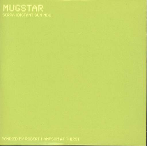 Mugstar: Serra (Distant Sun Mix), CD