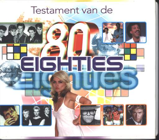 Various: Testament Van De Eighties, CD