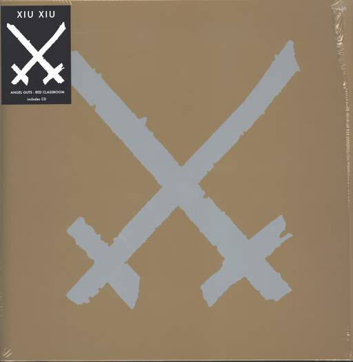 Xiu Xiu: Angel Guts: Red Classroom, LP (Vinyl)
