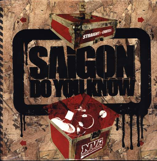 "Saigon: Do You Know, 12"" Maxi Single (Vinyl)"