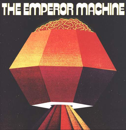 "The Emperor Machine: Vertical Tones & Horizontal Noise Part 5, 12"" Maxi Single (Vinyl)"