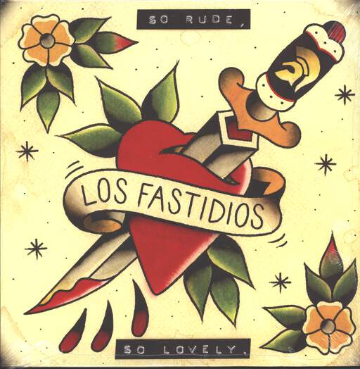 "Los Fastidios: So Rude, So Lovely, 12"" Maxi Single (Vinyl)"