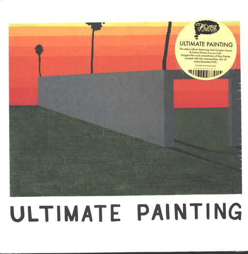 Ultimate Painting: Ultimate Painting, LP (Vinyl)