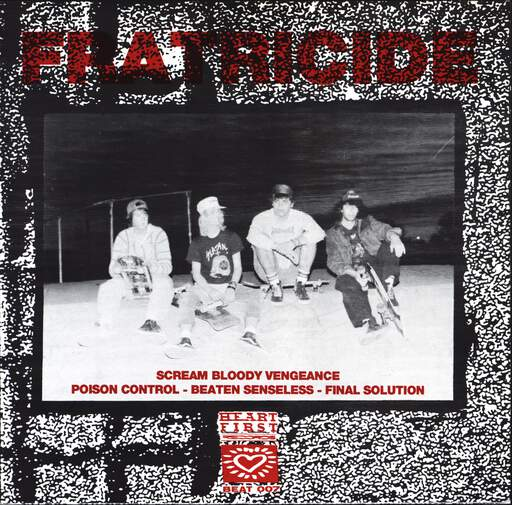 "Fratricide: Untitled, 7"" Single (Vinyl)"