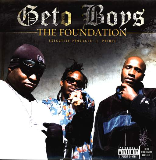 Geto Boys: The Foundation, LP (Vinyl)