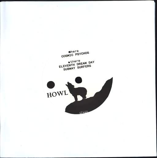 "Various: Howl 2, 7"" Single (Vinyl)"