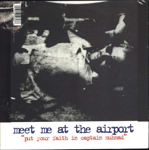 "Baader Meinhof: Baader Meinhof / Meet Me At The Airport, 7"" Single (Vinyl)"