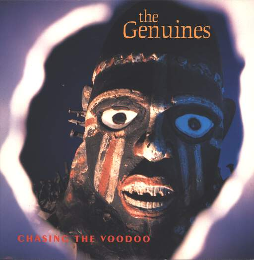 The Genuines: Chasing The Voodoo, LP (Vinyl)