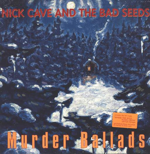 Nick Cave & The Bad Seeds: Murder Ballads, LP (Vinyl)