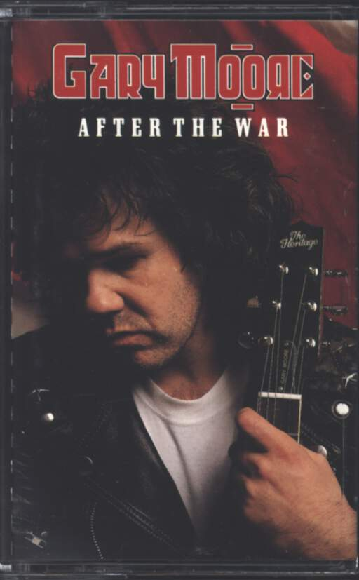 Gary Moore: After The War, Compact Cassette