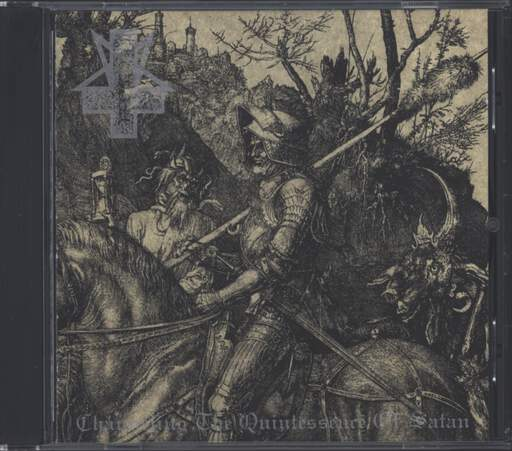 Abigor: Channeling The Quintessence Of Satan, CD