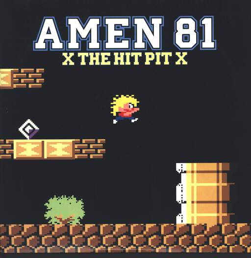 Amen 81: X The Hit Pit X, LP (Vinyl)