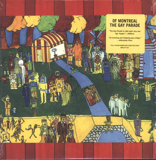Of Montreal: Gay Parade, LP (Vinyl)
