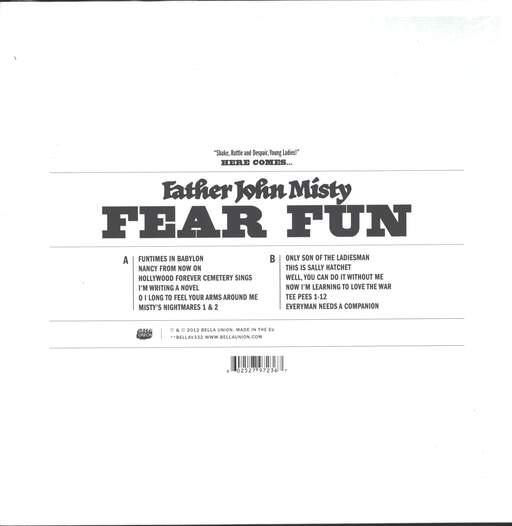 Father John Misty: Fear Fun, LP (Vinyl)