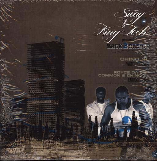 "Sway & King Tech: Back 2 Basics: Watch Closer, 12"" Maxi Single (Vinyl)"