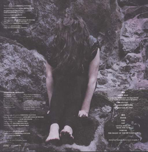 Christina Vantzou: No. 2, LP (Vinyl)