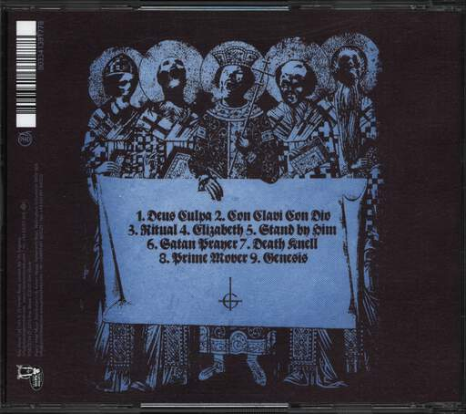 Ghost: Opvs Eponymovs, CD