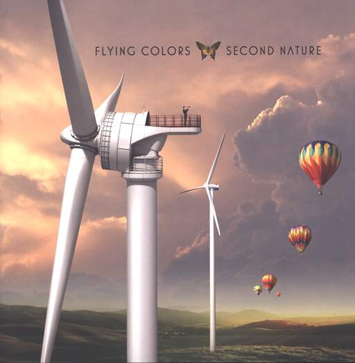 Flying Colors: Second Nature, LP (Vinyl)