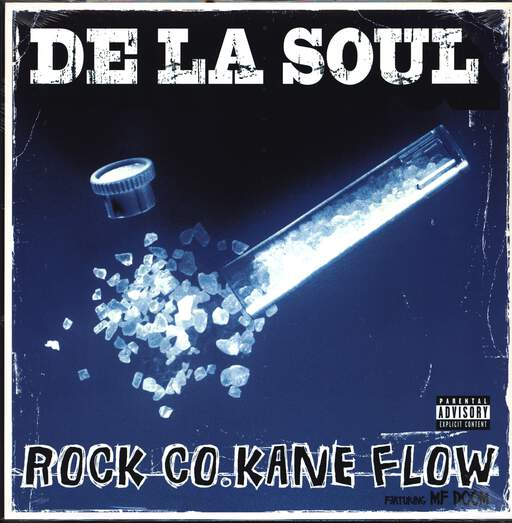 "De La Soul: Rock Co.Kane Flow, 12"" Maxi Single (Vinyl)"