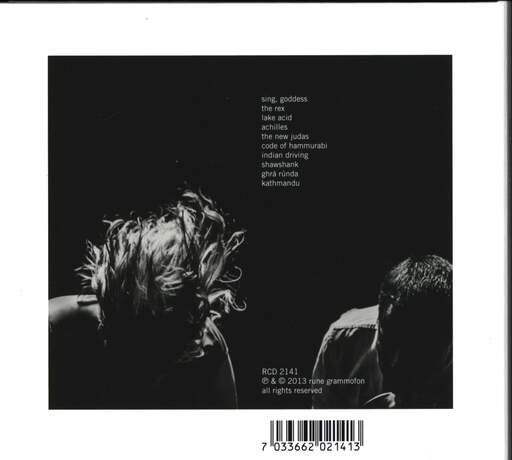 Hedvig Mollestad Trio: All Of Them Witches, CD