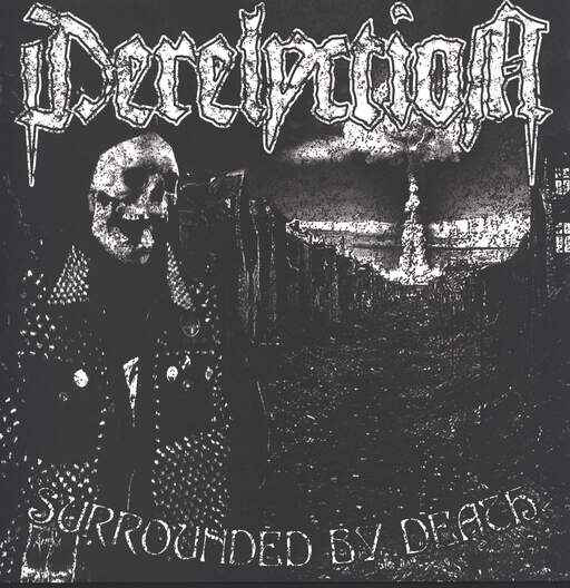 Derelyction: Surrounded By Death, LP (Vinyl)