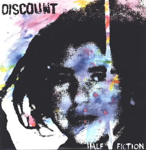 Discount: Half Fiction, LP (Vinyl)
