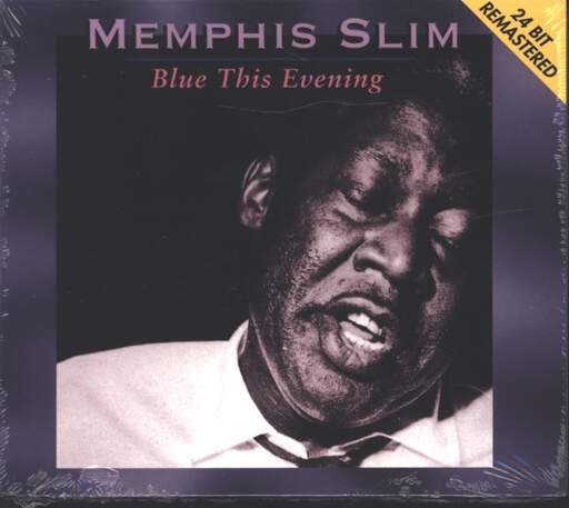 Memphis Slim: Blue This Evening, CD