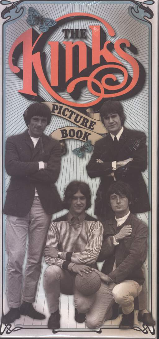 The Kinks: Picture Book, CD