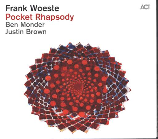 Frank Woeste: Pocket Rhapsody, CD
