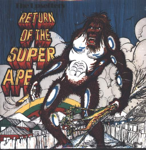 The Upsetters: Return of the Super Ape, LP (Vinyl)