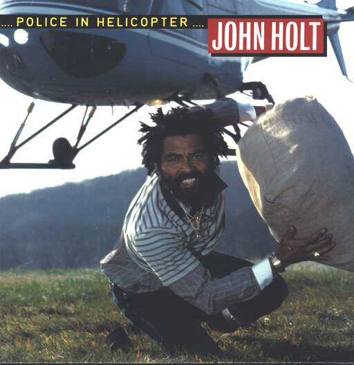 John Holt: Police In Helicopter, LP (Vinyl)