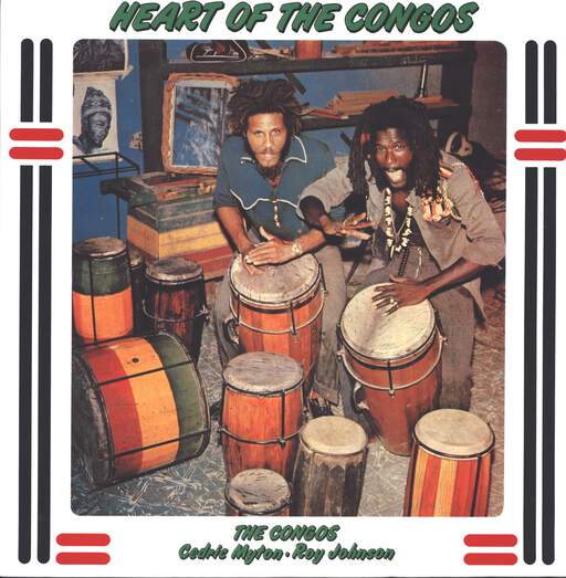 The Congos: Heart Of The Congos, LP (Vinyl)