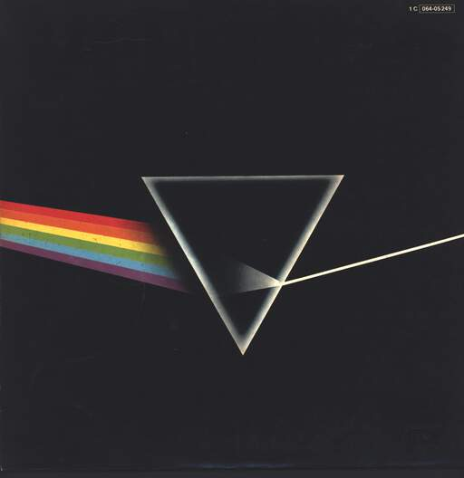 Pink Floyd: The Dark Side Of The Moon, LP (Vinyl)
