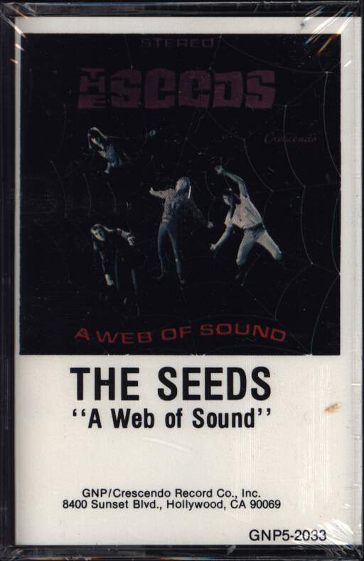 The Seeds: A Web Of Sound, Compact Cassette