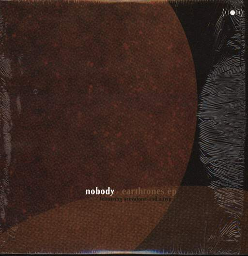 "Nobody: Earthtones EP, 12"" Maxi Single (Vinyl)"