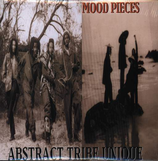 Abstract Tribe Unique: Mood Pieces, LP (Vinyl)