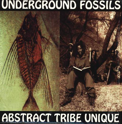 Abstract Tribe Unique: Underground Fossils, LP (Vinyl)