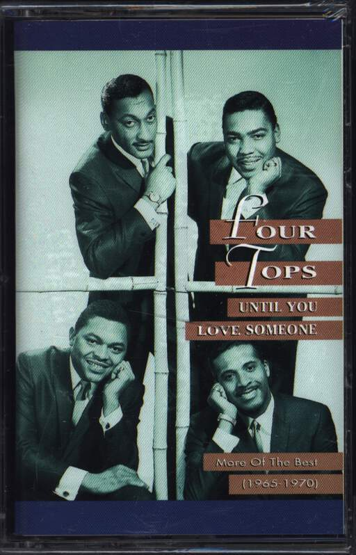 Four Tops: Until You Love Someone: More Of The Best (1965-1970), Compact Cassette