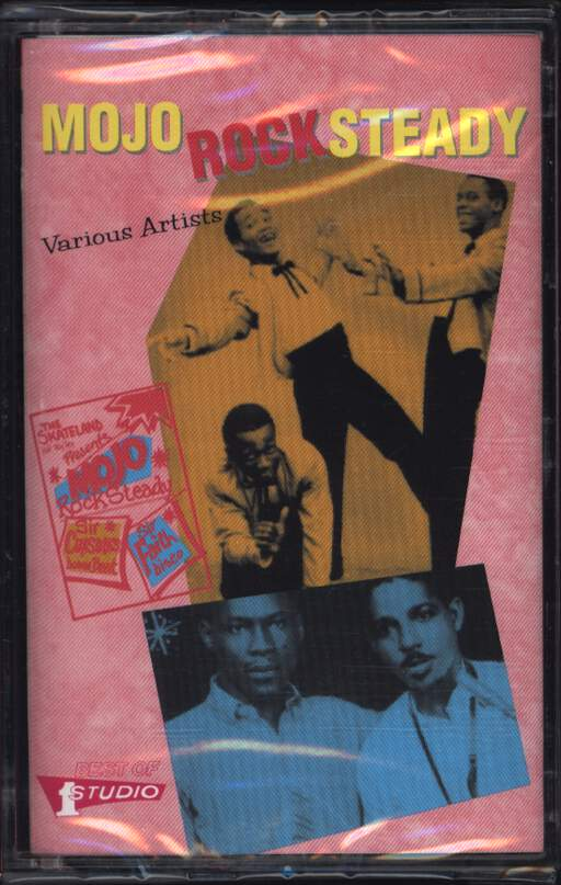 Various: Mojo Rock Steady, Compact Cassette